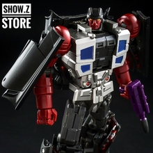 [Show.Z Store] TFM M-01 Havoc Disorder TransFormMission Masterpiece Transformation Action Figure