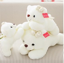 Plush toy cool bear doll tare panda pillow cloth doll birthday gift(China)