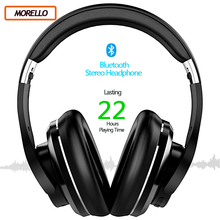 Buy 2017 New Bluetooth Headphone Wireless Headphones Stereo Bass Foldable Sport Earphone Bluetooth 4.1+ Mic Bluetooth Headphone for $36.65 in AliExpress store