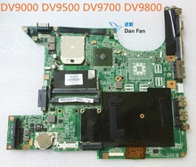 459567-001 For HP DV9000 DV9500 DV9700 DV9800 Laptop Motherboard DA0AT2MB8H0 Mainboard 100%tested fully work(China)