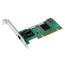 PCI 10/100/1000 Gigabit Network Adapter RTL8169 Chipset RJ45 NIC Support PXE