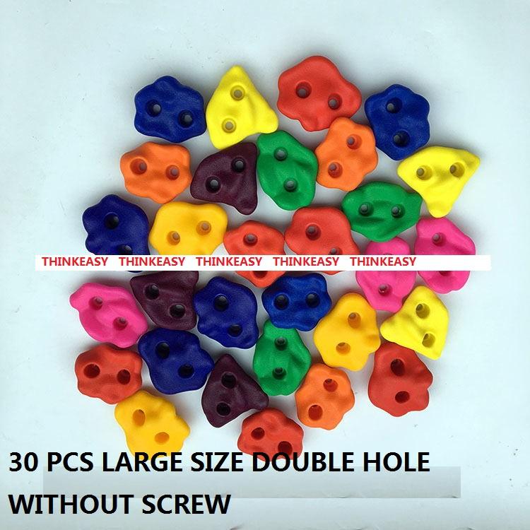 HTB1BCLFRXXXXXa.XXXXq6xXFXXXo - 16 to 32 PCS / SET Plastic children Rock Climbing Wall Rock Stones Kids Toys Sports tool outdoor game kindergarten Without scre