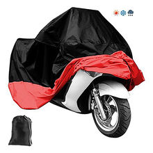 Professioal Motorcycle Bike Moped Scooter Cover Waterproof Rain UV Dust Prevention Dustproof Covering