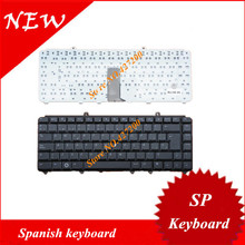 Spanish Keyboard for Dell inspiron 1400 1520 1521 1525 1526 1540 1545 1420 1500 XPS M1330 M1530 PP29L M1550 Laptop SP teclado