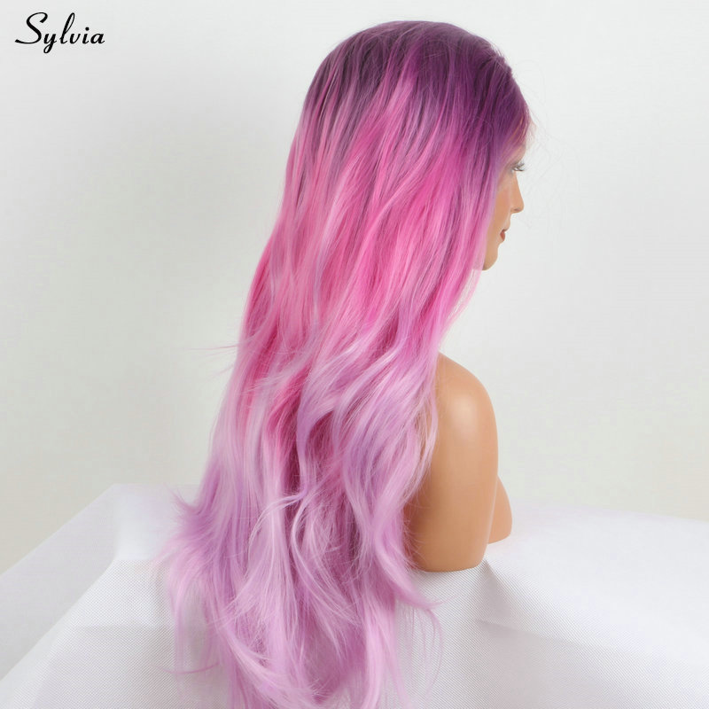 pink ombre wig with purple at root (1)