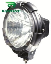 Cheap shipping ! 12V/35W auto HID spot/flood Light, 7' HID off road light ,hid driving Light KF11021-7+ 14months warranty