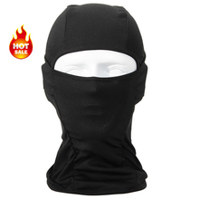 Balaclava Multicam Breathable Tactical Paintball Airsoft Head Hat Motorcycle Bicycle Army UV Protection Helmet Full Face Mask