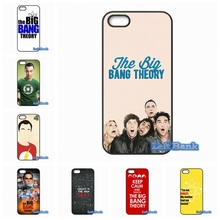 For Samsung Galaxy Note 2 3 4 5 7 S S2 S3 S4 S5 MINI S6 S7 edge Big Bang Theory Bazinga Case Cover(China)
