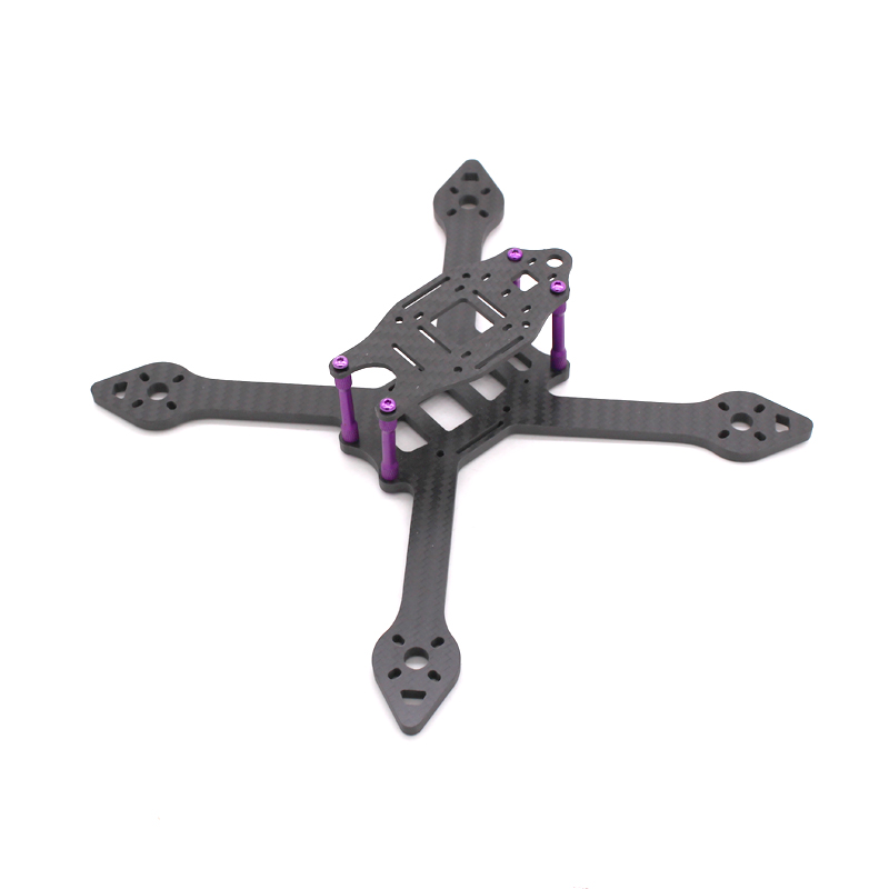 FPV Racing Quad THOR210 Loki X5 iX5  X 210 mm Carbon Fiber Quadcopter Frame kit 5mm Arm FPV Racer QAV-X  QAV210 GEP-TX5<br><br>Aliexpress