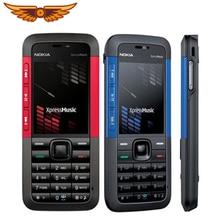Original Unlocked Nokia 5310 XpressMusic Bluetooth Java MP3 Player Russian Keyboard