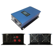 1000W Wind Power Grid Tie Inverter with Dump Load Controller/Resistor for 3 Phase 24V 48V AC Wind Turbine Generator
