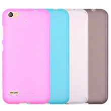 "TienJueShi Design TPU Silicone Cover Shell Protective Pouch Bag Skin Case For Medion Life E5006 MD 60227 5"" New"