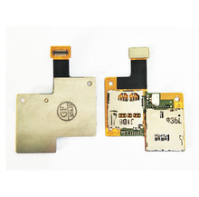 For HTC Desire 601 SIM Card Tray Slot Reader Holder Flex Cable Replacement Parts