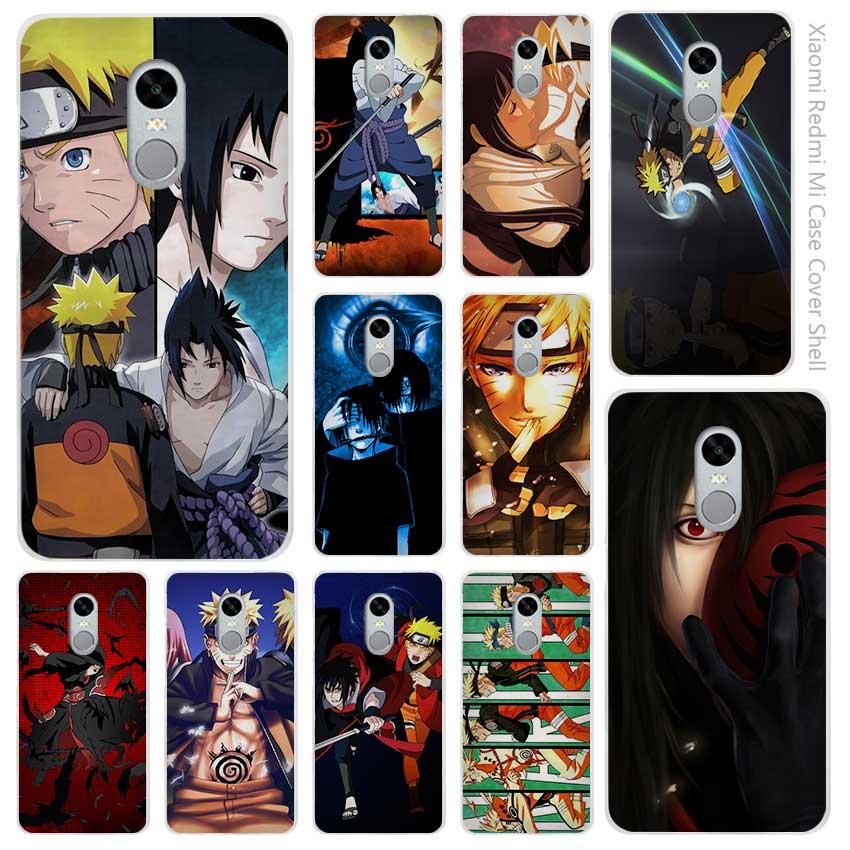 Naruto Phine Case for Xiaomi Redmi