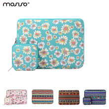 Mosiso Lady Portable Sleeve Case Bag for Macbook Air Pro 13 13.3 inch Asus Acer Bohemian Women Notebook Handbag