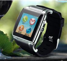 Bluetooth Smart watch 1.54inch HI WATCH2  Hiwatch II With Camera/ Bluetooth dialer/mp3/mp4/FM/Video/Android Phone