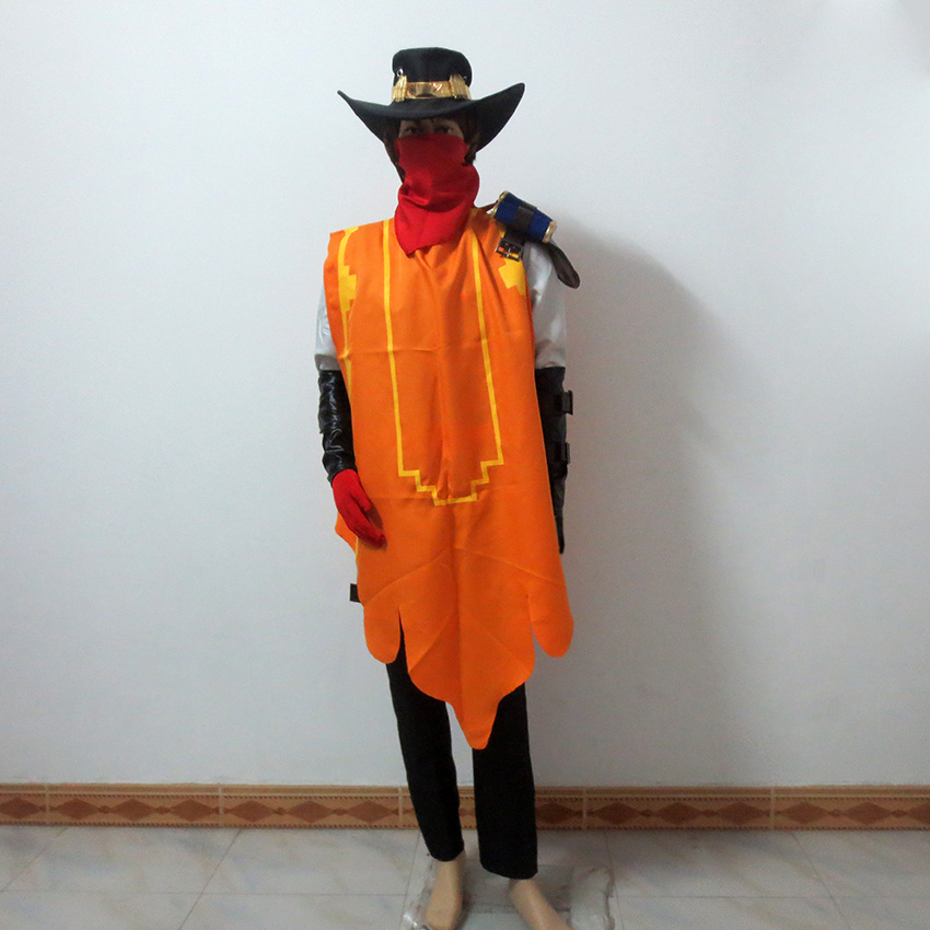 LOL Virtuoso Khada Jhin Cosplay Costume Cowboy Uniform For Adult Men Comic Con Party Christmas Halloween Customize Any Size