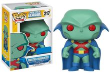 Funko pop Official Justice League - Unlimited Martian Manhunter Walmart Exclusive Vinyl Action Figure Collectible Model Toy(China)