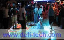 Interactive Floor Projector/Interactive Wall Projection System with 130 effects