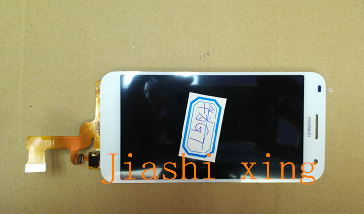 For Huawei Ascend G7 LCD Display+Touch Screen Panel Digitizer Accessories For Huawei G7 Smartphone White Free shipping+Track<br><br>Aliexpress