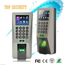 Hotsale biometric fingerprint access control reader standalone door access control system with TCP/IP USB and free software