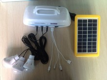 Emergency solar outdoor lights solar energy saving lamp bulb Solar System Solar Charging