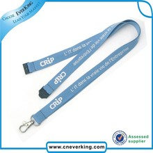 100pcs/lot Cheap Custom printed lanyard with buckle for promotion free shipping(China)