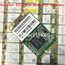 RealTek RTL8192e RTL8192 Mini PCI Express PCIe Wifi Wireless Card 802.11 a b g n WLAN CARD(China)