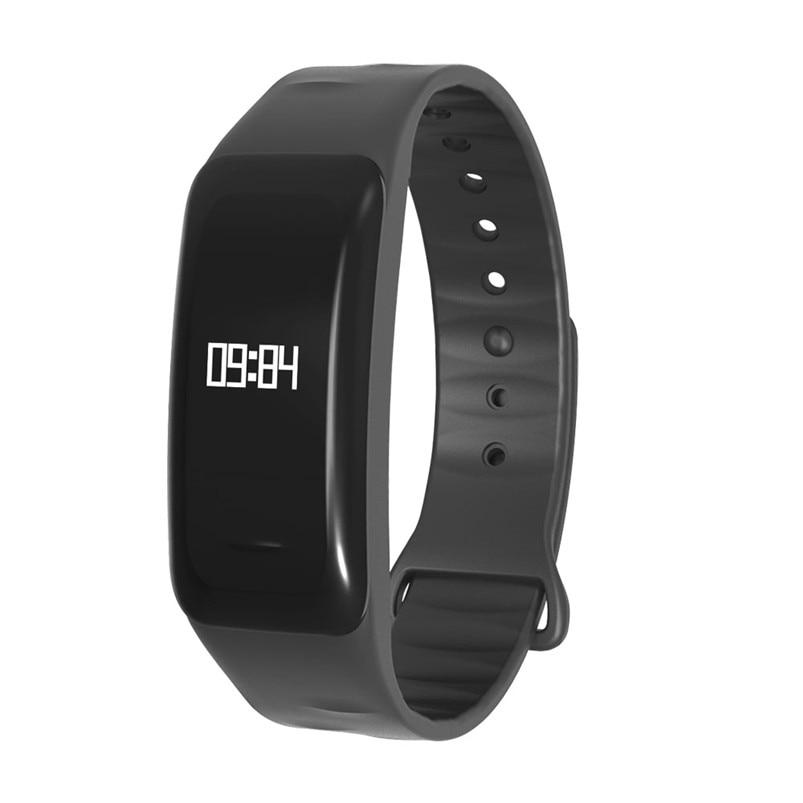 Hot Watch Men C1 Bluetooth Measuring Blood Pressure Heart Rate Bracelet Sports Bracelet Erkek kol saati Fast Shipping Feida<br><br>Aliexpress