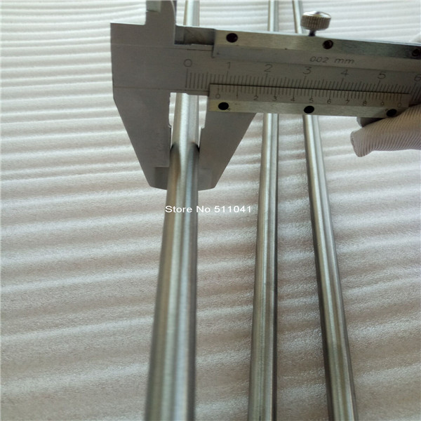 Gr9 titanium tube OD 8mm*ID 6mm *Length 1000 mm , 1mm wall thick, 5pcs free shipping <br>