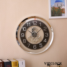 Buy TUDA Free 12 Inch Simple Stylish Dial Wall Clock Glass Cover Wall Clock Living Room Study Room Decor Clock for $46.60 in AliExpress store