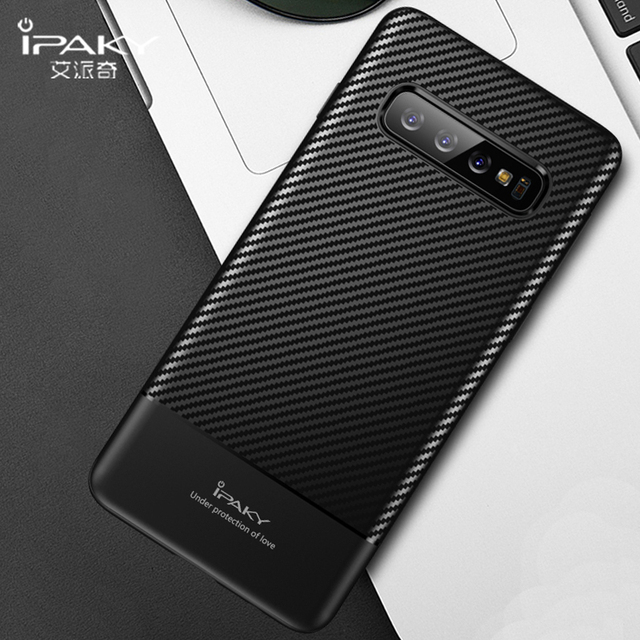 S10 Plus Case YIYONG Matte Coque For Samsung Galaxy S10 Plus S9 Case S10 Lite Hard PC Cover For Samsung S10 E S9 Plus Phone Case 10