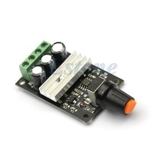 1 PC PWM DC 6V 12V 24V 28V 3A Motor Speed Control Switch Controller