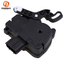 POSSBAY Door Lock Actuator 4717961AB Fit for Dodge Caravan (C/V /SE / SXT) 2004 Black Car Window Door Lock Actuator(China)
