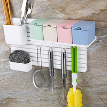Bathroom Soap Towel Storage Organizer Rack Toothbrush Toothpaste Holder Accessories