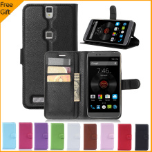 "Buy Luxury Original Wallet PU Leather Cover Case Elephone P8000 P 8000 5.5"" Flip Protective Cell Phone Case Back Cover Bag Skin for $3.36 in AliExpress store"