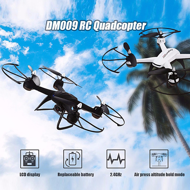 Aviao de controle remoto aviones rc aeromodelismo Hawkers drone with camera plane DM009 4 channel fly helicopters photography<br><br>Aliexpress