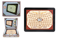 80 chapters Qur'an Arabic learning machine Muslim children learning machine early learning multi-purpose learning machine tablet