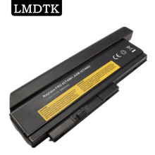 LMDTK NEW 9CELLS LAPTOP BATTERY FOR LENOVO ThinkPad X220 X220i Series 42Y4874 42T4901 42T4902 42Y4940 FREE SHIPPING(China)