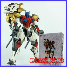 MODEL FANS INSTOCK NeoArt Toys Leonidas White DX-05 PE Transformation Lio Convoy Leo robot Action Figure(China)
