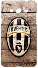 2017 Juventus Football Logo Cell Phone Case For Samsung Galaxy A3 A5 A7 A8 A9 J1 J2 J3 J5 J7 Prime 2016 Plastic Hard Cover Capa