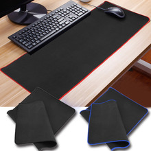 Gaming Mouse Pad  new Rubber Huge Extra XL large size gaming mouse pad blocked 700*300*5mm laser optical trackball mouse pad