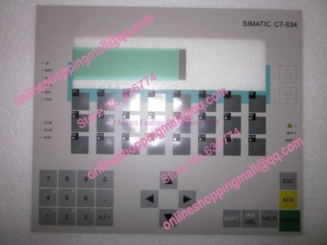 6av6574-2ac00-2aa0 c7-634 keyboard mask<br><br>Aliexpress