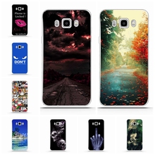 New Design Case for Samsung Galaxy J7 2016 5.5inch J7108 J7109 Cover Bag Back Silicon Skin Cover for Samsung j7 2016 Phone Cases