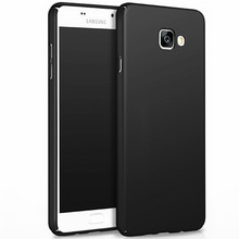 Samsung Galaxy A3 A5 A7 J3 J7 2015 2016 2017 Case 360 Slim Hard Matte PC Phone Cover Fundas A320 A520 A720 - Sun Road store