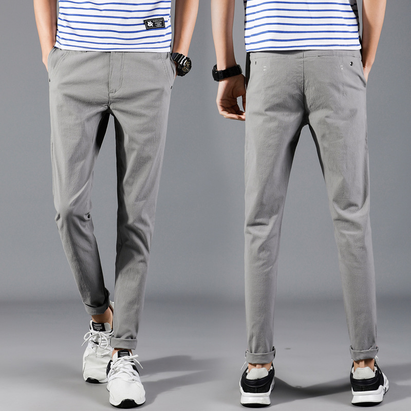 2018 spring and summer new men