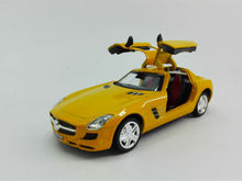 Die cast car model, 1:36,  Benz SLS Car Model, Toys Car model, Toys Vehicles 12.5CM TY MODEL