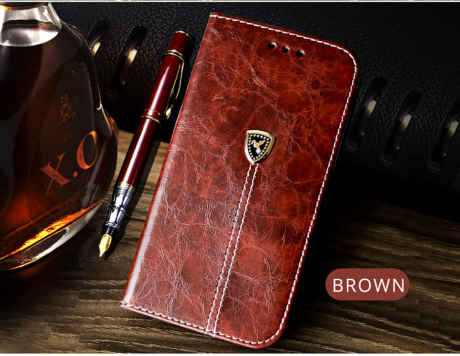 NKOBEE For iPhone X Wallet Case Luxury Case For iPhone X Case Leather Flip Book Cover For iPhone X Stand Case Coque Card Holder (8)