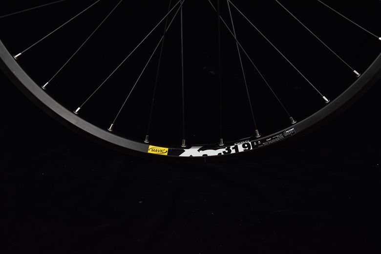 disc brake wheelset-center lock 12