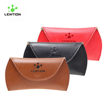 Lention Wireless Mouse Bag 3 Colors Luxury Leather Pouch Protector Original Cover For Macbook Air Pro 11 12 13 15 17 iMac(China)